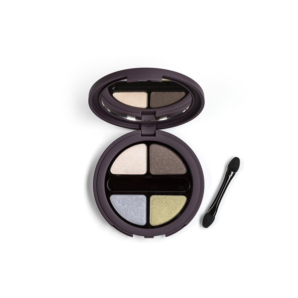 Compact Eye Shadow 4 Colours