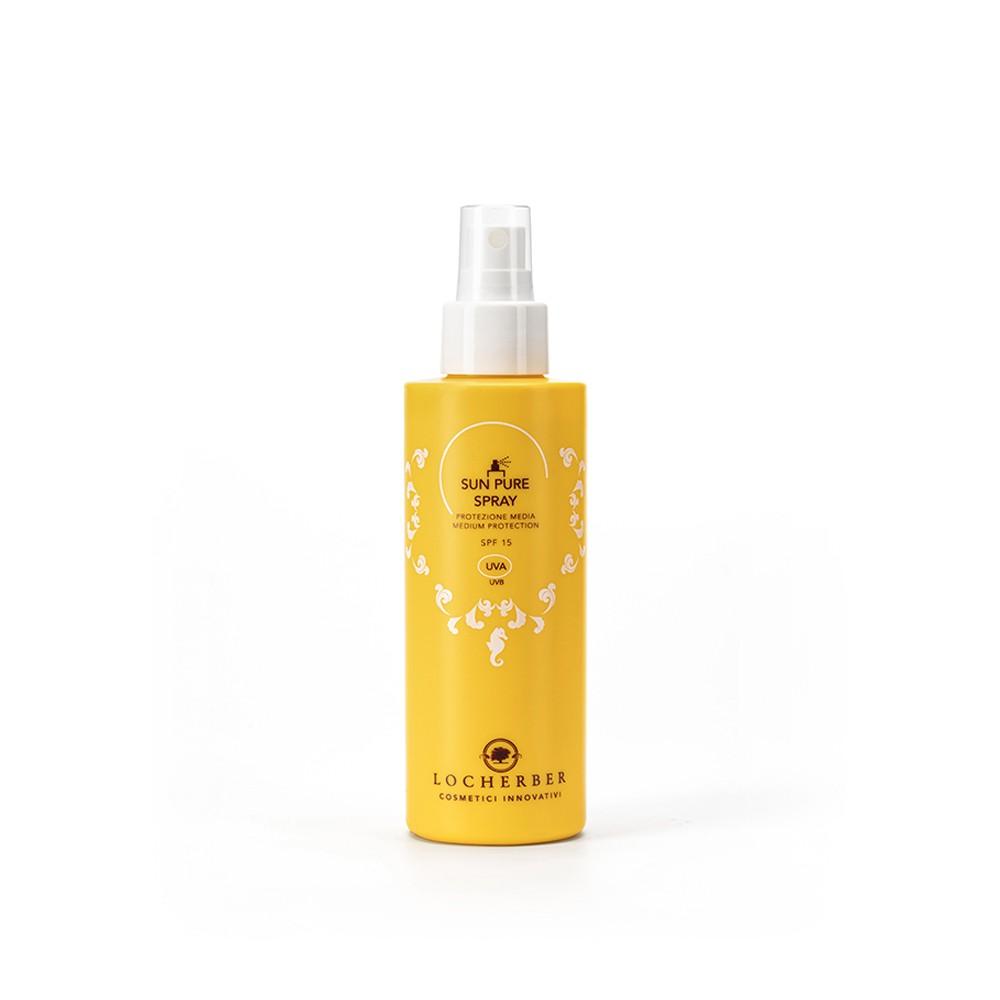 Sun Pure Protezione Solare Spray Spf 15